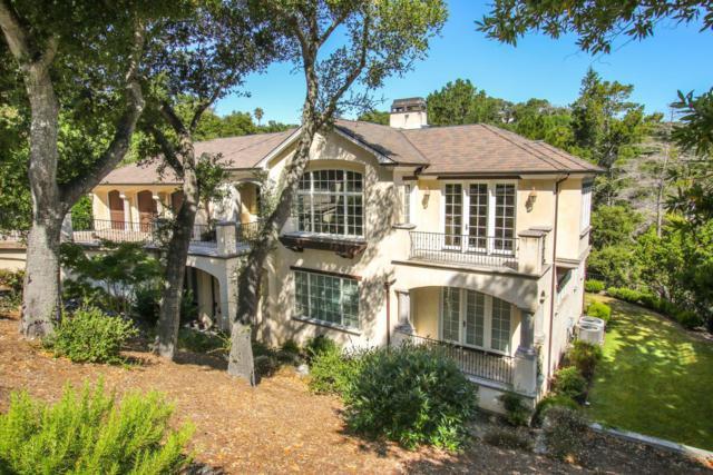 640 Pullman Rd, Hillsborough, CA 94010 (#ML81668915) :: The Kulda Real Estate Group