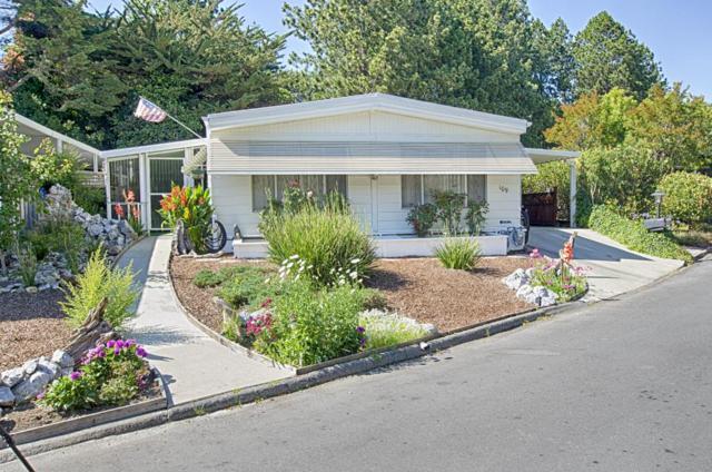 300 Plum St 109, Capitola, CA 95010 (#ML81669831) :: Michael Lavigne Real Estate Services