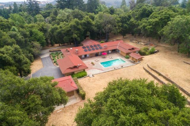 890 Mountain Home Rd, Woodside, CA 94062 (#ML81670265) :: The Kulda Real Estate Group