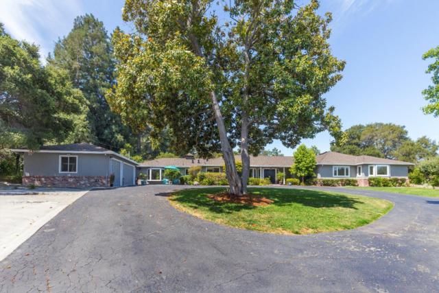 2190 Ward Way, Woodside, CA 94062 (#ML81670758) :: The Kulda Real Estate Group
