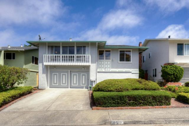 95 Kathleen Ct, Pacifica, CA 94044 (#ML81670848) :: The Kulda Real Estate Group