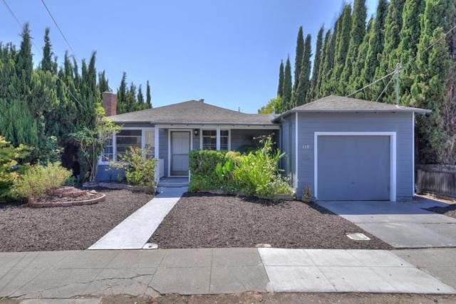 119 Redwood Ave, Redwood City, CA 94061 (#ML81670911) :: Keller Williams - The Rose Group