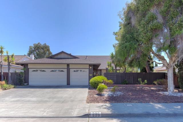 520 Becket Dr, Redwood City, CA 94065 (#ML81670951) :: Keller Williams - The Rose Group