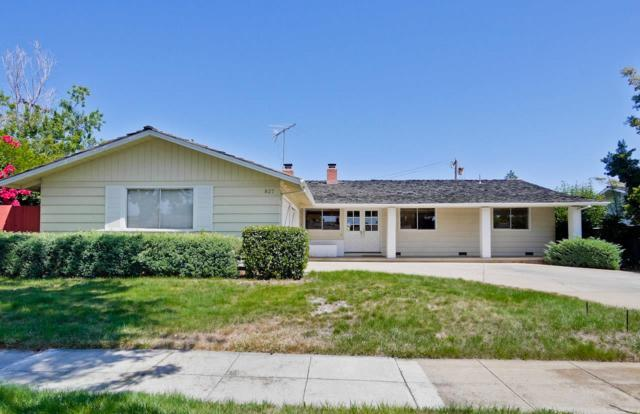 827 Louise Dr, Sunnyvale, CA 94087 (#ML81671166) :: von Kaenel Real Estate Group