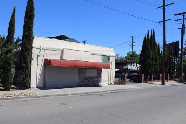 516 S El Dorado St, Stockton, CA 95203 (#ML81672060) :: The Kulda Real Estate Group