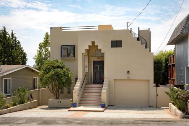 411 Hillcrest Dr, Aptos, CA 95003 (#ML81672810) :: Michael Lavigne Real Estate Services