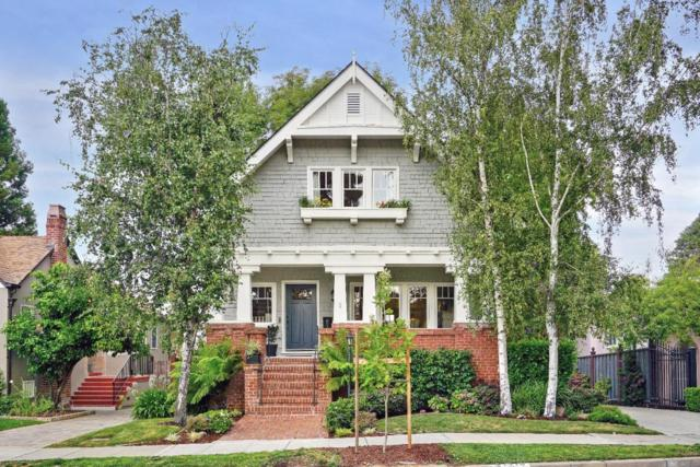 1216 Cortez Ave, Burlingame, CA 94010 (#ML81673029) :: The Gilmartin Group