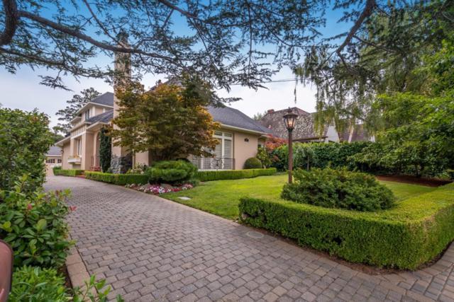 570 Edgewood Rd, San Mateo, CA 94402 (#ML81673504) :: The Gilmartin Group