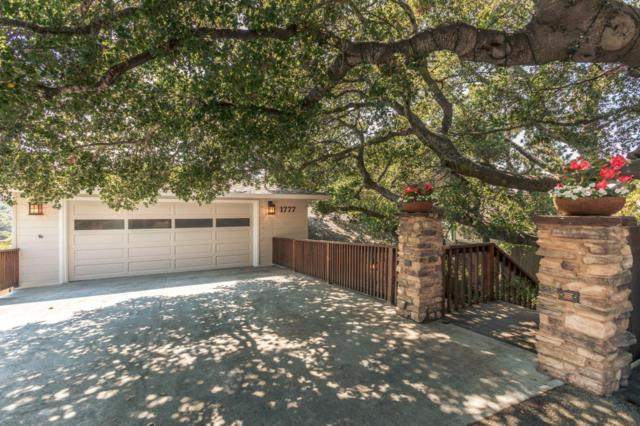 1777 Valley View Ave, Belmont, CA 94002 (#ML81673622) :: The Gilmartin Group