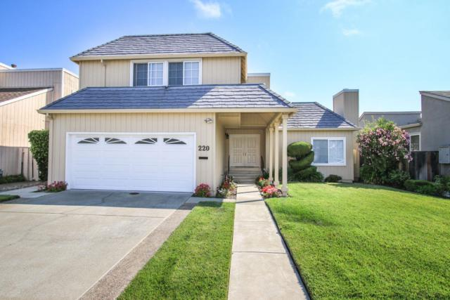 220 Shearwater ISLE, Foster City, CA 94404 (#ML81673721) :: The Gilmartin Group