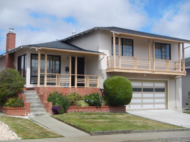 322 King Dr, South San Francisco, CA 94080 (#ML81673896) :: Carrington Real Estate Services