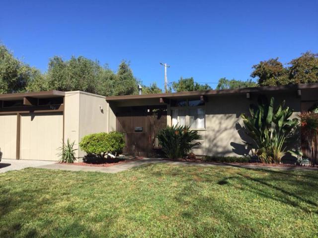 809 Richardson Ct, Palo Alto, CA 94303 (#ML81673916) :: Carrington Real Estate Services