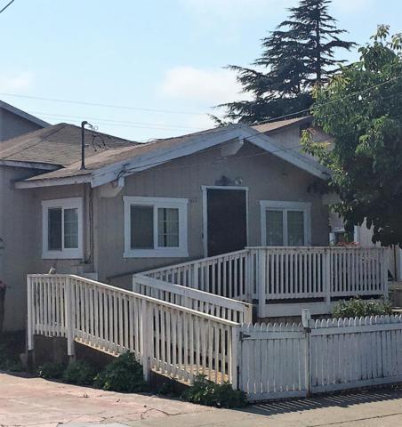 117 N Eldorado St, San Mateo, CA 94401 (#ML81673941) :: Carrington Real Estate Services
