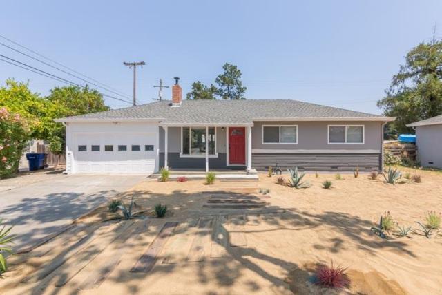 1350 Sharp Ave, Campbell, CA 95008 (#ML81673964) :: The Goss Real Estate Group, Keller Williams Bay Area Estates