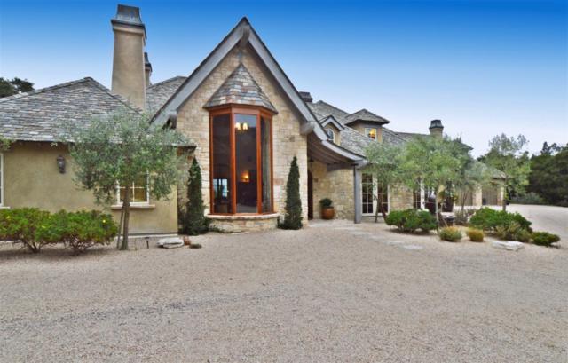 27400 Heavens Way, Carmel, CA 93923 (#ML81674217) :: Michael Lavigne Real Estate Services