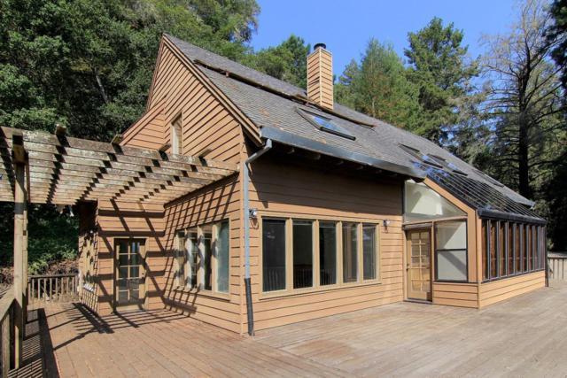2430 Jarvis Rd, Santa Cruz, CA 95065 (#ML81674244) :: Carrington Real Estate Services