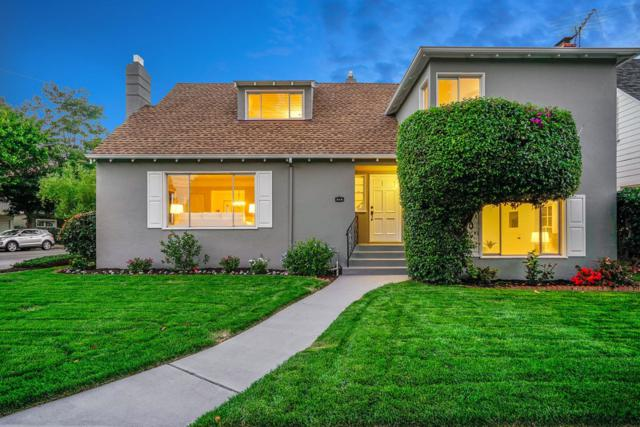 416 Burlingame Ave, Burlingame, CA 94010 (#ML81674279) :: The Gilmartin Group