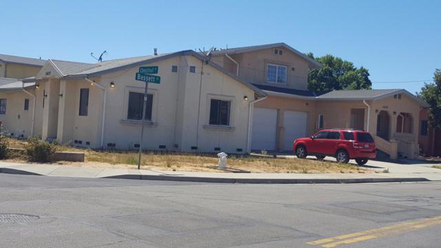 1605 Chestnut St, Santa Clara, CA 95054 (#ML81674305) :: The Goss Real Estate Group, Keller Williams Bay Area Estates