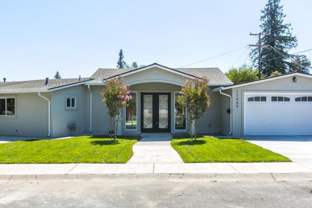 17950 Los Felice Dr, Saratoga, CA 95070 (#ML81674364) :: The Goss Real Estate Group, Keller Williams Bay Area Estates