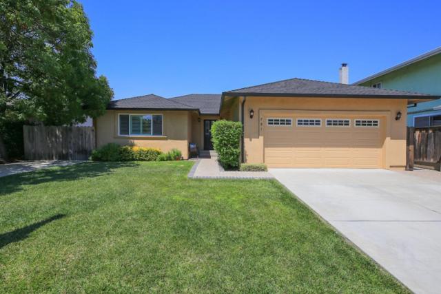 791 Calero Ave, San Jose, CA 95123 (#ML81674410) :: The Goss Real Estate Group, Keller Williams Bay Area Estates