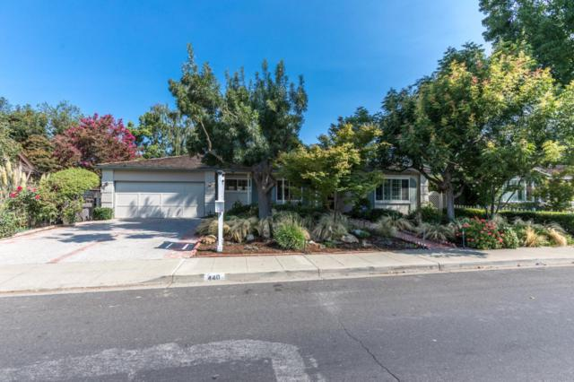 440 Levin Ave, Mountain View, CA 94040 (#ML81674414) :: The Goss Real Estate Group, Keller Williams Bay Area Estates