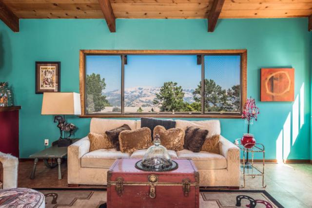 12445 Saddle Rd, Carmel Valley, CA 93924 (#ML81674437) :: Carrington Real Estate Services