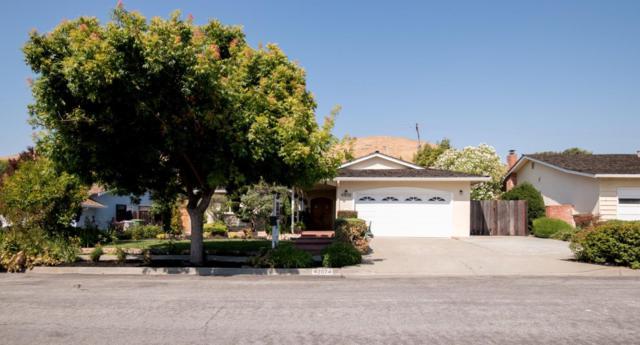 42074 Via San Gabriel, Fremont, CA 94539 (#ML81674441) :: Carrington Real Estate Services