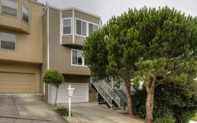 438 Lewis Ln, Pacifica, CA 94044 (#ML81674526) :: The Goss Real Estate Group, Keller Williams Bay Area Estates