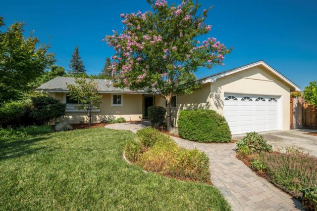 209 Mary Alice Dr, Los Gatos, CA 95032 (#ML81674580) :: Brett Jennings Real Estate Experts