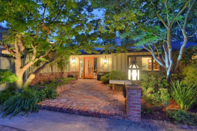 14910 Sky Ln, Los Gatos, CA 95032 (#ML81674734) :: Brett Jennings Real Estate Experts