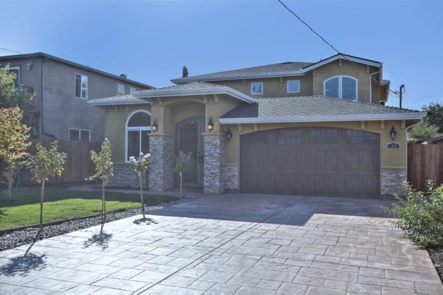 545 6th Ave, Menlo Park, CA 94025 (#ML81674744) :: Brett Jennings Real Estate Experts