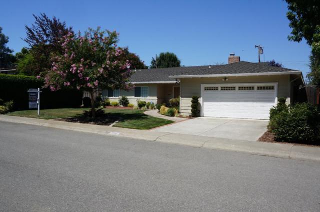1781 Montemar Way, San Jose, CA 95125 (#ML81674757) :: Brett Jennings Real Estate Experts