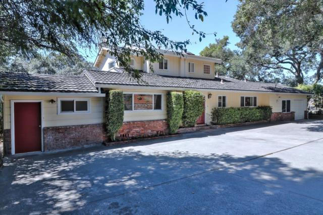 460 La Cuesta Dr, Scotts Valley, CA 95066 (#ML81674983) :: RE/MAX Real Estate Services