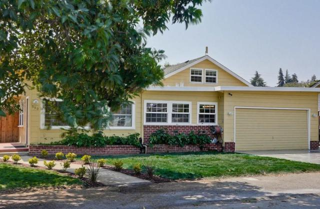 550 Sunnymount Ave, Sunnyvale, CA 94087 (#ML81675047) :: RE/MAX Real Estate Services
