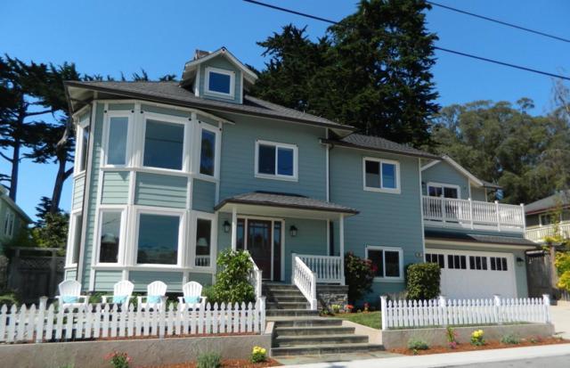 261 Francisco St, El Granada, CA 94019 (#ML81675692) :: The Kulda Real Estate Group