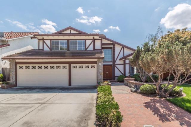 1070 Westridge Dr, Milpitas, CA 95035 (#ML81676940) :: The Goss Real Estate Group, Keller Williams Bay Area Estates