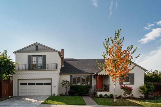 1510 Ray Dr, Burlingame, CA 94010 (#ML81677093) :: The Kulda Real Estate Group