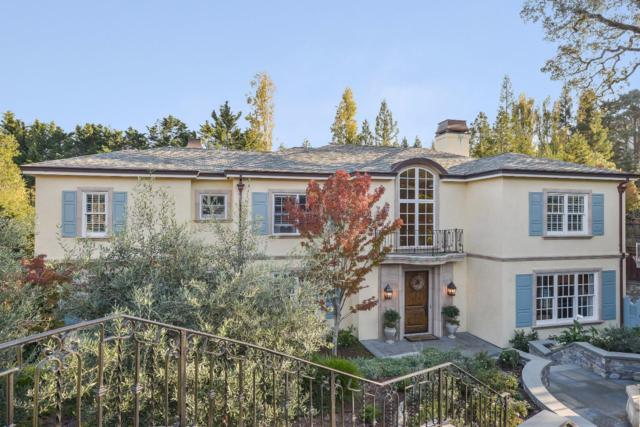 125 Stonepine Rd, Hillsborough, CA 94010 (#ML81677119) :: The Kulda Real Estate Group