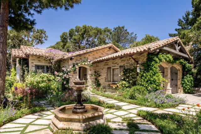 26026 Ridgewood Rd, Carmel, CA 93923 (#ML81677155) :: Brett Jennings Real Estate Experts