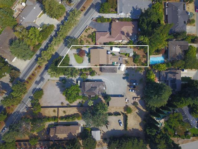 543 S El Monte Ave, Los Altos, CA 94022 (#ML81677878) :: The Kulda Real Estate Group