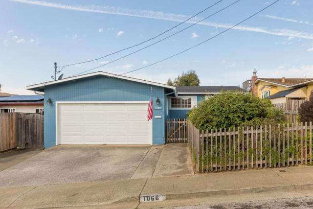 1066 View Way, Pacifica, CA 94044 (#ML81677969) :: The Kulda Real Estate Group