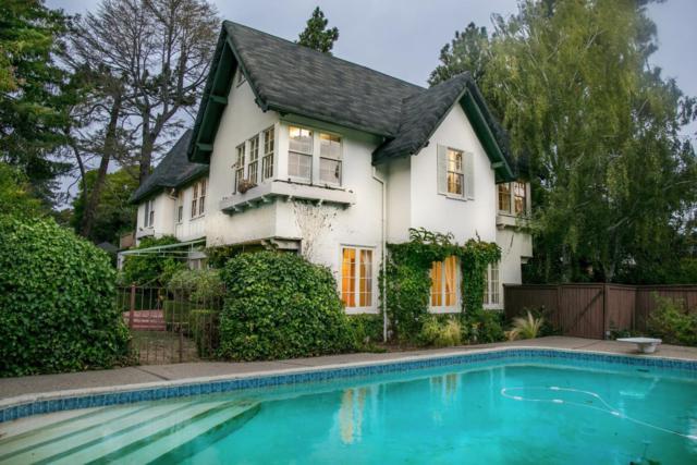 216 W Santa Inez Ave, Hillsborough, CA 94010 (#ML81678005) :: The Kulda Real Estate Group