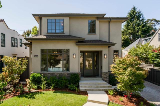 1435 Benito Ave, Burlingame, CA 94010 (#ML81678045) :: The Kulda Real Estate Group