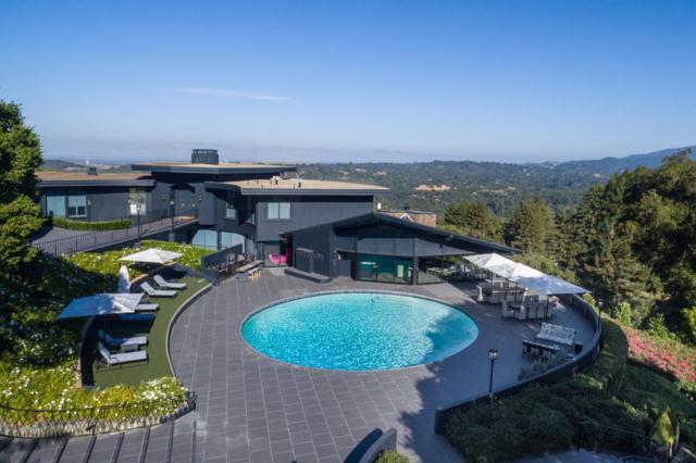 835 La Honda Rd, Woodside, CA 94062 (#ML81678085) :: The Kulda Real Estate Group