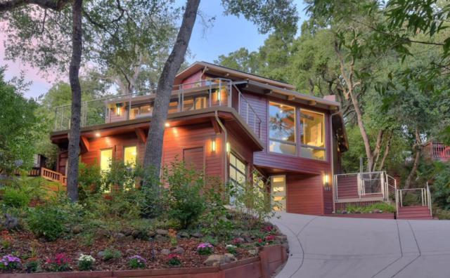 127 Otis Ave, Woodside, CA 94062 (#ML81678302) :: The Kulda Real Estate Group