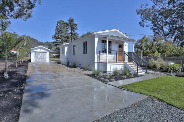 506 Avenue Balboa, El Granada, CA 94019 (#ML81678326) :: The Kulda Real Estate Group