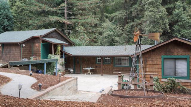 1152 Trout Gulch Rd, Aptos, CA 95003 (#ML81678485) :: Michael Lavigne Real Estate Services
