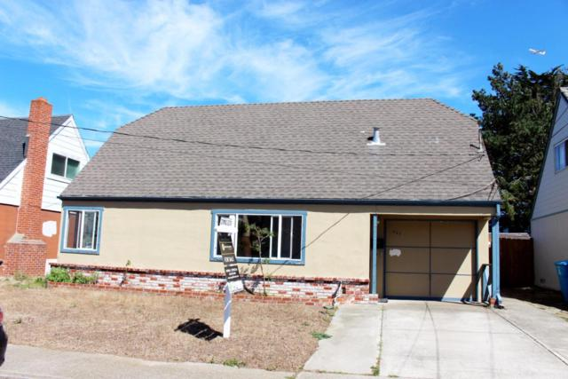 427 Glasgow Dr, Pacifica, CA 94044 (#ML81678593) :: The Kulda Real Estate Group