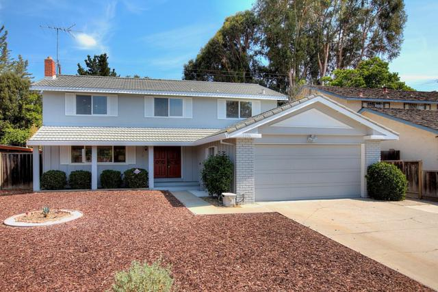 1106 Bentoak Ln, San Jose, CA 95129 (#ML81678658) :: The Goss Real Estate Group, Keller Williams Bay Area Estates