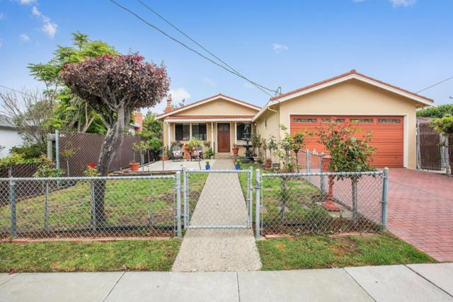 1459 Flores Dr, Pacifica, CA 94044 (#ML81678665) :: The Kulda Real Estate Group